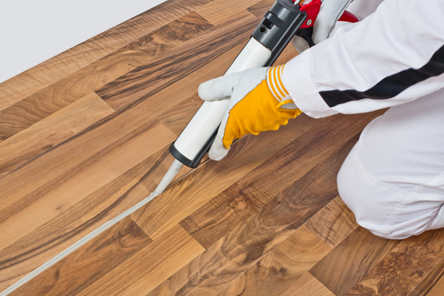 Floor Sanding and Polishing Method